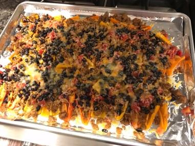 clean eating nachos break free be fit